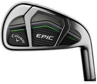 Callaway Epic Irons 5-PW Steel Regular Right Hand