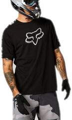 FOX Ranger Drirelease Short Sleeve Jersey Black M