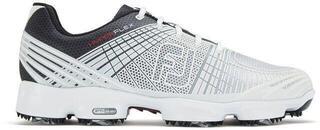 Footjoy Hyperflex II Mens Golf Shoes White/Black