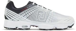 Footjoy Hyperflex II Mens Golf Shoes White/Black