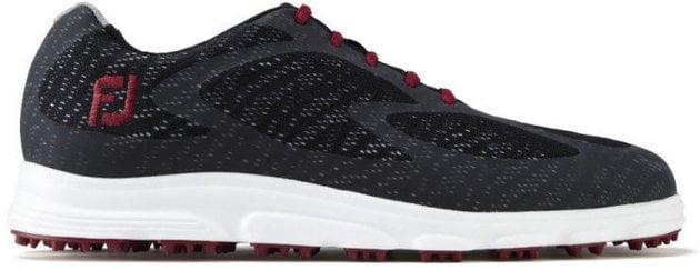Footjoy Superlites XP Mens Golf Shoes Black US 7