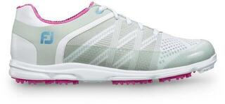 Footjoy Sport SL Chaussures de Golf Femmes Light Grey/Berry