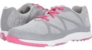 Footjoy Leisure Womens Golf Shoes Light Grey US 11