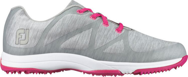 Footjoy Leisure Womens Golf Shoes Light Grey US 10