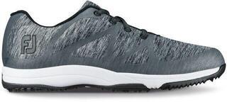 Footjoy Leisure Womens Golf Shoes Charcoal