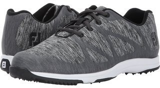 Footjoy Leisure Womens Golf Shoes Charcoal US 10