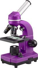 Bresser Junior Biolux SEL 40–1600x Piros Mikroszkóp