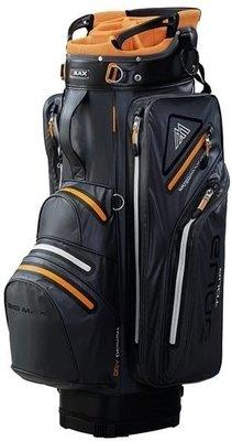Big Max Aqu Petrol/Orange/Black Cart Bag