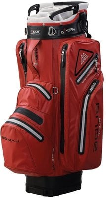 Big max Aqu Red/Silver/Black Cart Bag