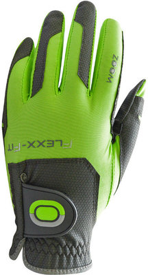 Zoom Gloves Weather Charcoal-Lime Men LH