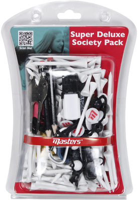 Masters Golf Super Deluxe Society Pack