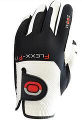 Zoom Gloves Weather Pánska Golfová Rukavica White/Black/Red