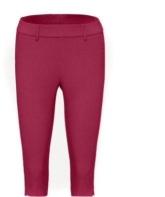 Kjus Ikala Capri Womens Trousers Cherries Jubilee 32