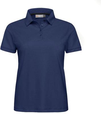 Kjus Sora Dámska Polo Košeľa Atlanta Blue 36