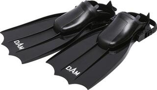 DAM Belly Boat Boot Fins Inflatable Boat