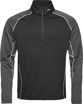 Kjus Men Diamond Fleece Halfzip Steel Grey 56