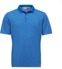 Kjus Sami Mens Polo Shirt Nebulas Blue