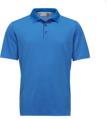 Kjus Sami Férfi Golfpóló Nebulas Blue 54