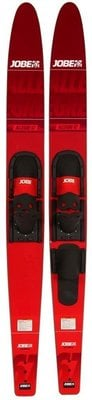 Jobe Allegre Combo Waterskis Red - 67'' - vodné lyže