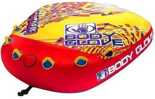 Body Glove Towable Manta Ray 3 Persons blue/red/yellow