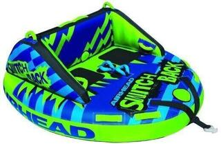 Airhead Towable Switch Back 4 Persons green/blue