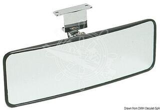 Osculati Nastaviteľné spätné zrkadlo 100x300mm