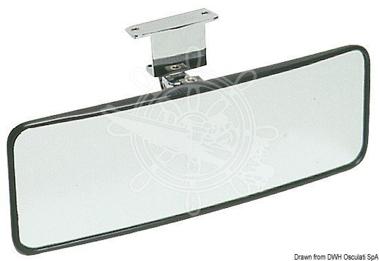 Osculati Adjustable mirror 100 x 300 mm