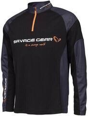 Savage Gear Tournament Gear Shirt 1/2 Zip