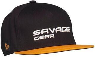 Savage Gear Cap Flat Peak 3D Logo Cap