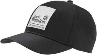 Jack Wolfskin 366 Baseball Cap Black