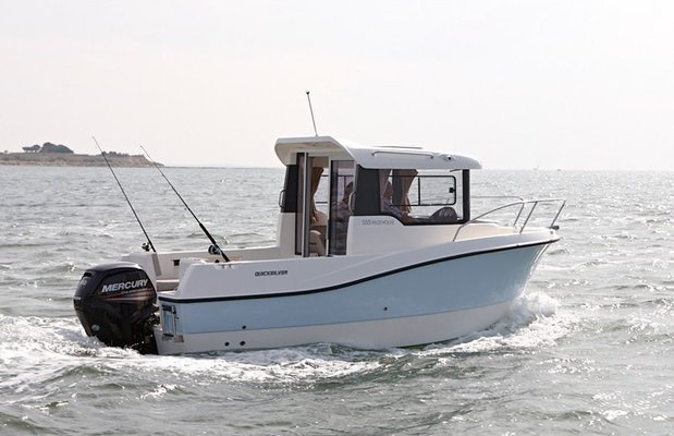 Quicksilver QS Captur 555 Pilothouse