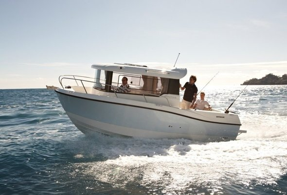 Quicksilver QS Captur 675 Pilothouse