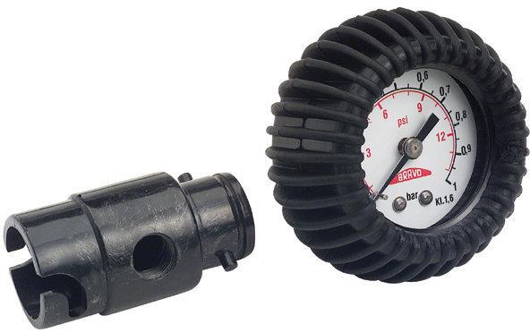Bravo SP 90 B - pressure gauge