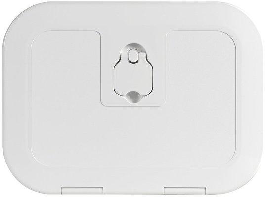 Osculati White flush inspection hatch 380x280mm