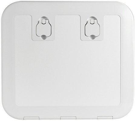 Osculati White flush inspection hatch 520x465mm