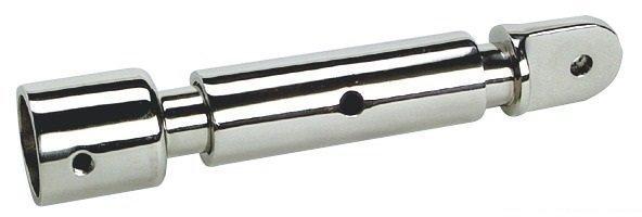 Osculati Nastavovací nástavec trubky nerez 22mm