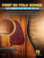 Hal Leonard First 50 Folk Songs You Should Play on Guitar Kotta