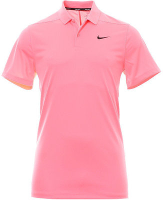 Nike Dry Polo Victory Tropical Pink/Black Boys L