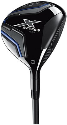Callaway X Series 416 Fairway Wood 5FW Ladies Right Hand