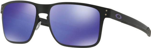 Oakley Holbrook Metal Matte Black/Violet Iridium