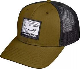 Ortovox Wool Promise Trucker Cap Green Moss 58cm
