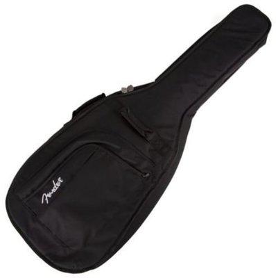 Fender Urban Long Scale Acoustic Bass Gig Bag Black