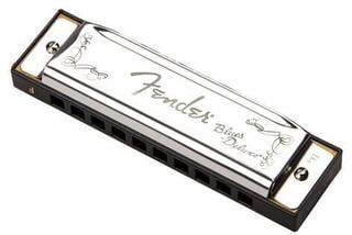 Fender Blues Deluxe Harmonica, Key of F