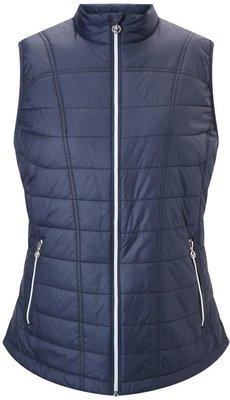 Callaway Quited Vest Peacoat XS Womens