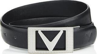 Callaway Reversible Belt With Caviar S Womens