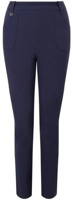 Callaway Chev Pull On Trouser Peacoat S Womens