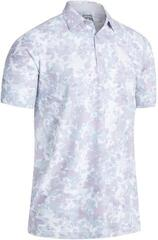 Callaway Soft Focus Floral Mens Polo Shirt