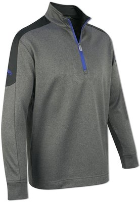 Callaway Youth Waffle Fleece Castlerock Heather XL Boys