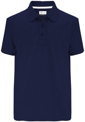 Callaway Youth Solid II Junior Polo Shirt Dress Blue L