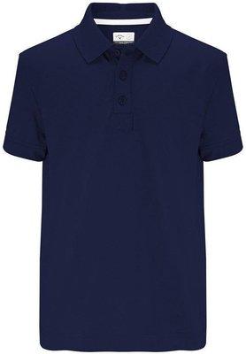 Callaway Youth Solid Polo II Dress Blues S Boys